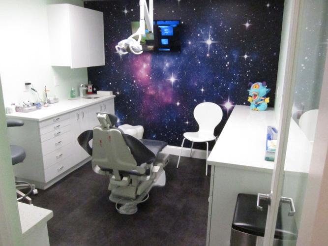The Galaxy Room
