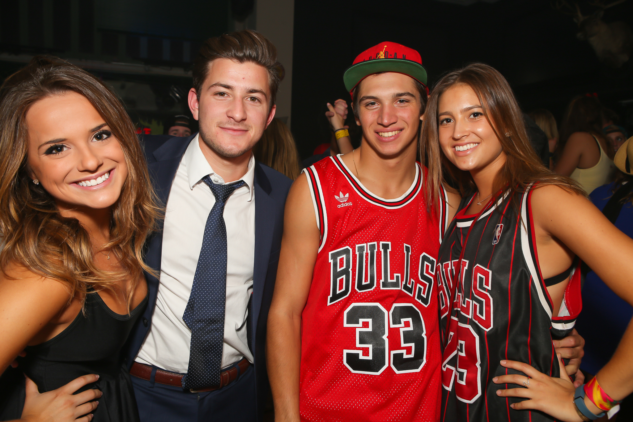 Chapman Alpha Phi 90's Throwback Date Party 10/02/14