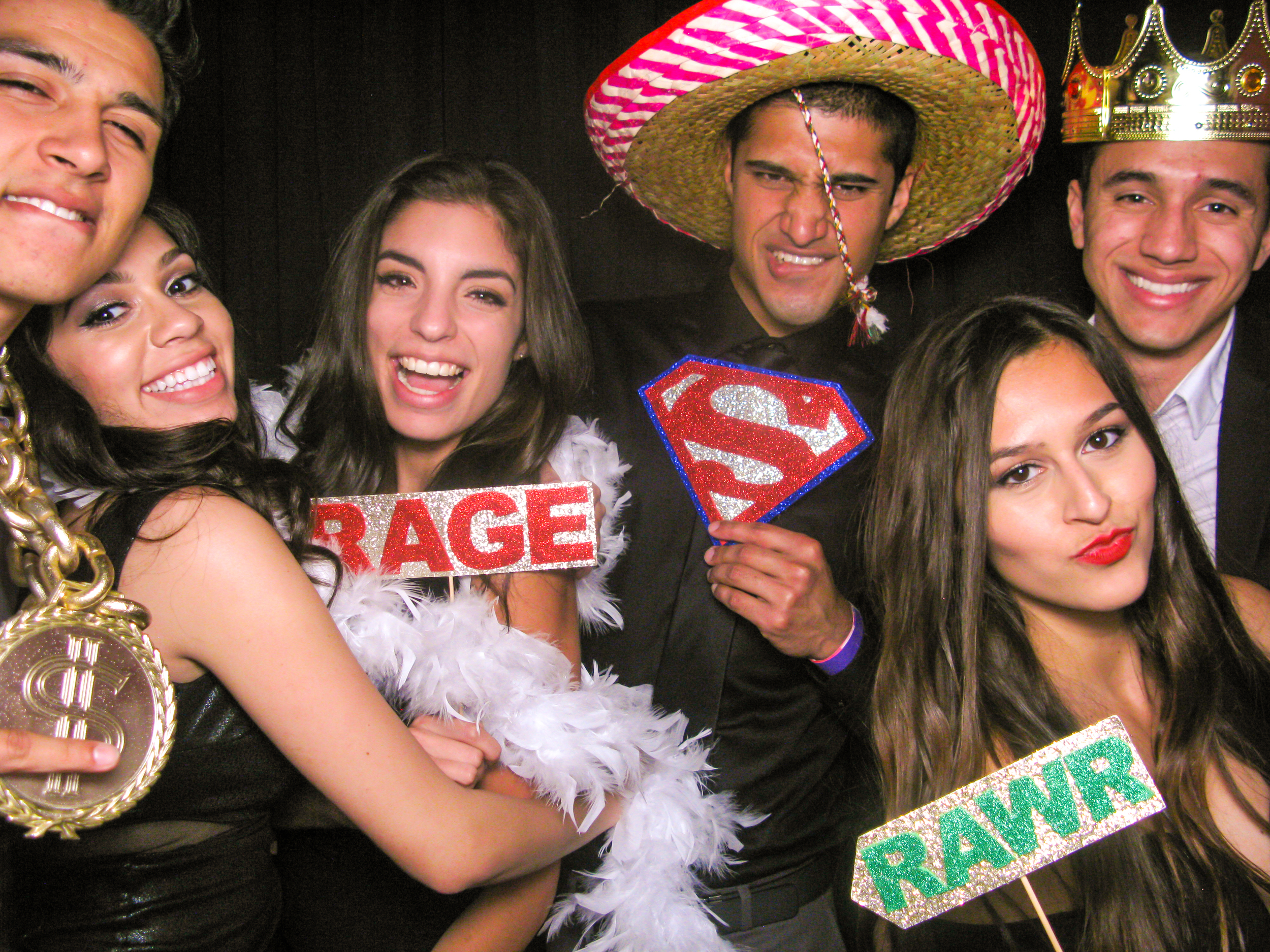 UCI Alpha Phi Winter Cocktail Photo Booth 02/20/15