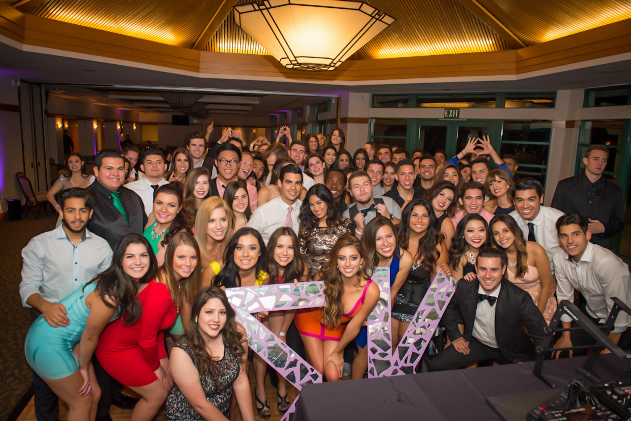 University of La Verne Sigma Kappa Formal 05/01/15