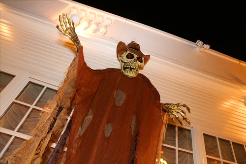Giant 12 Ft. Scarecrow