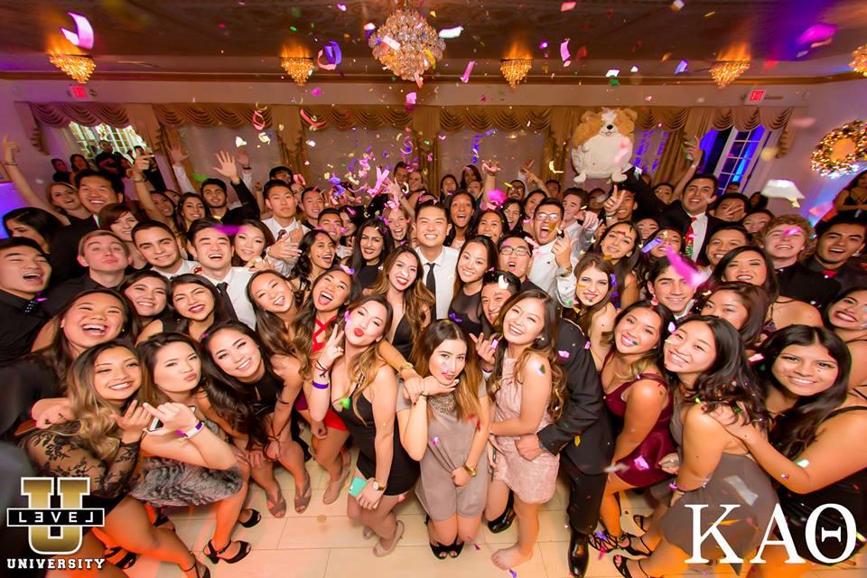 UCI Kappa Alpha Theta Formal 11/20/15