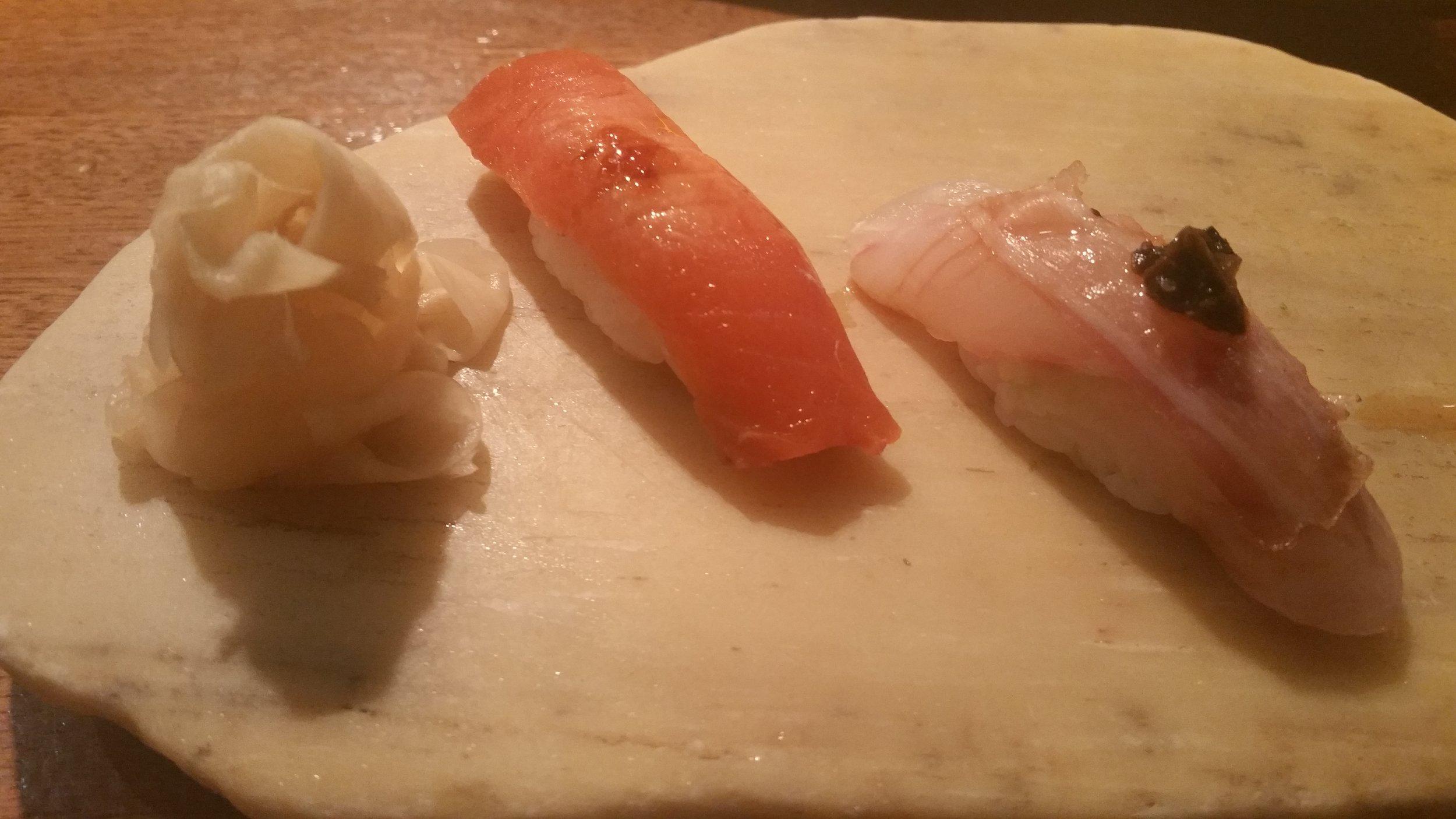 Coho sushi