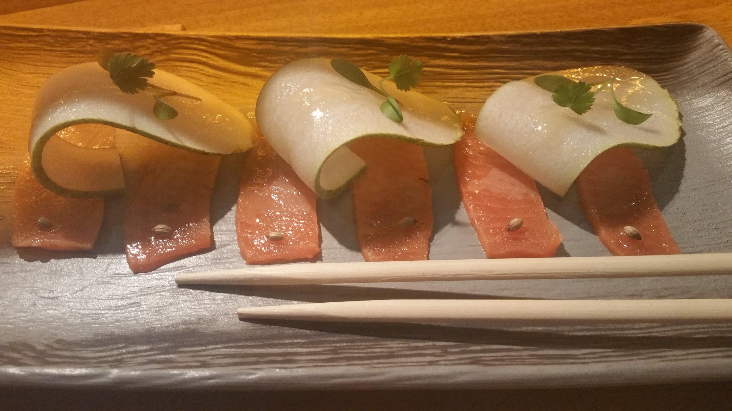 Coho Sushi Dublin