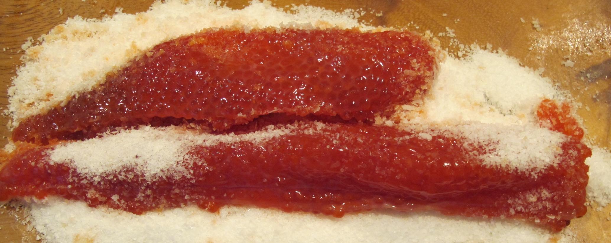 Salted Bottarga