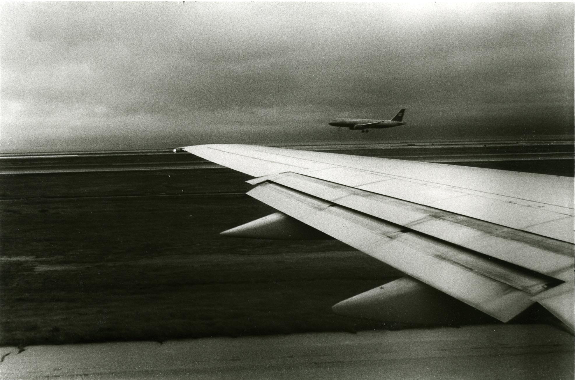 Leaving & Arriving