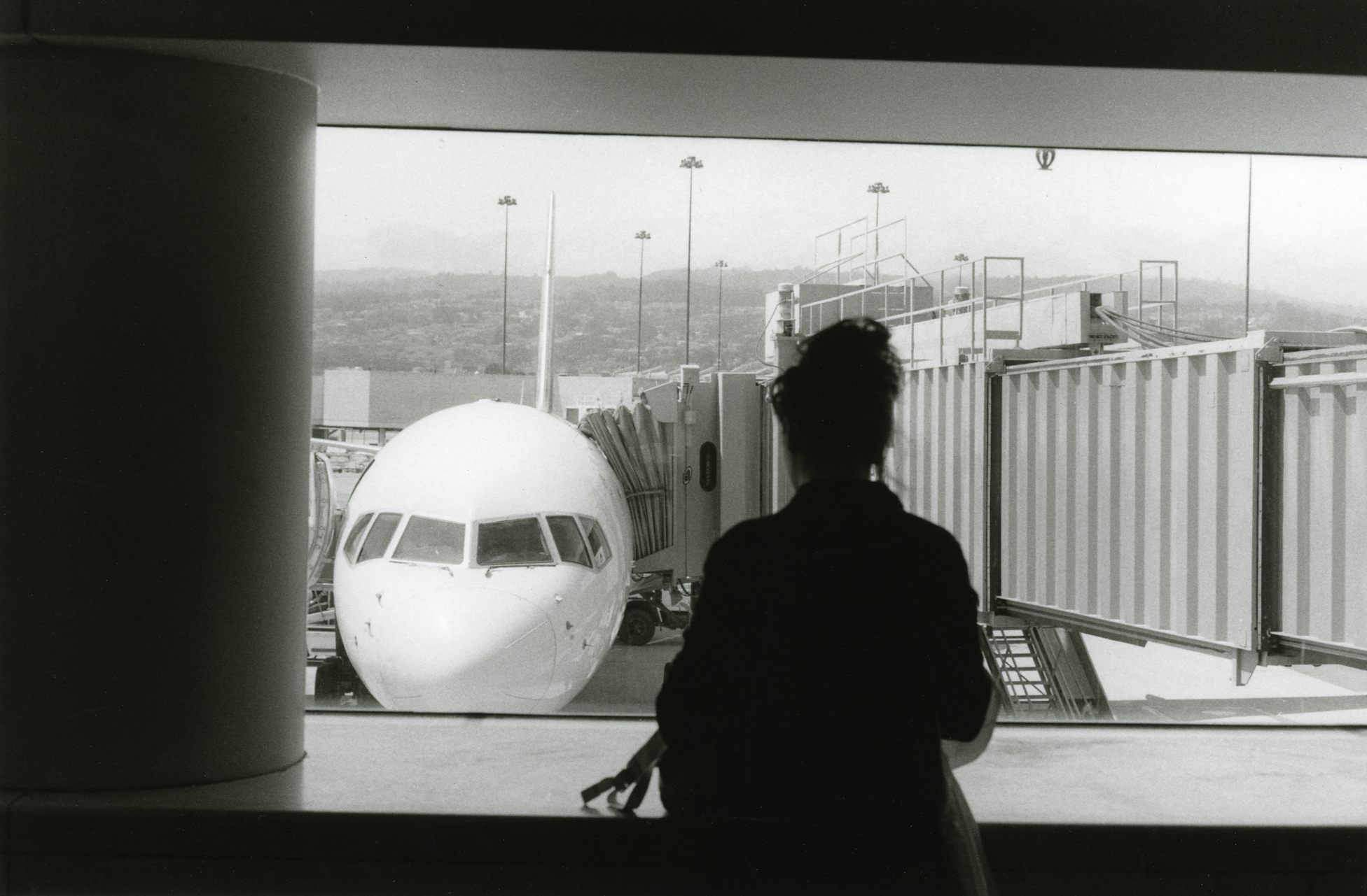 Waiting To Board