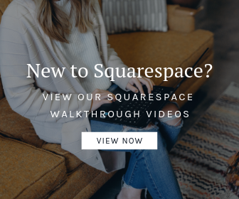 """A """"mini""""-course"""" filled with walkthrough videos to help you understand Squarespace."""