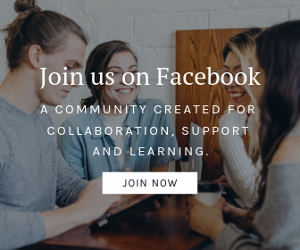 Join our private Facebook Group!
