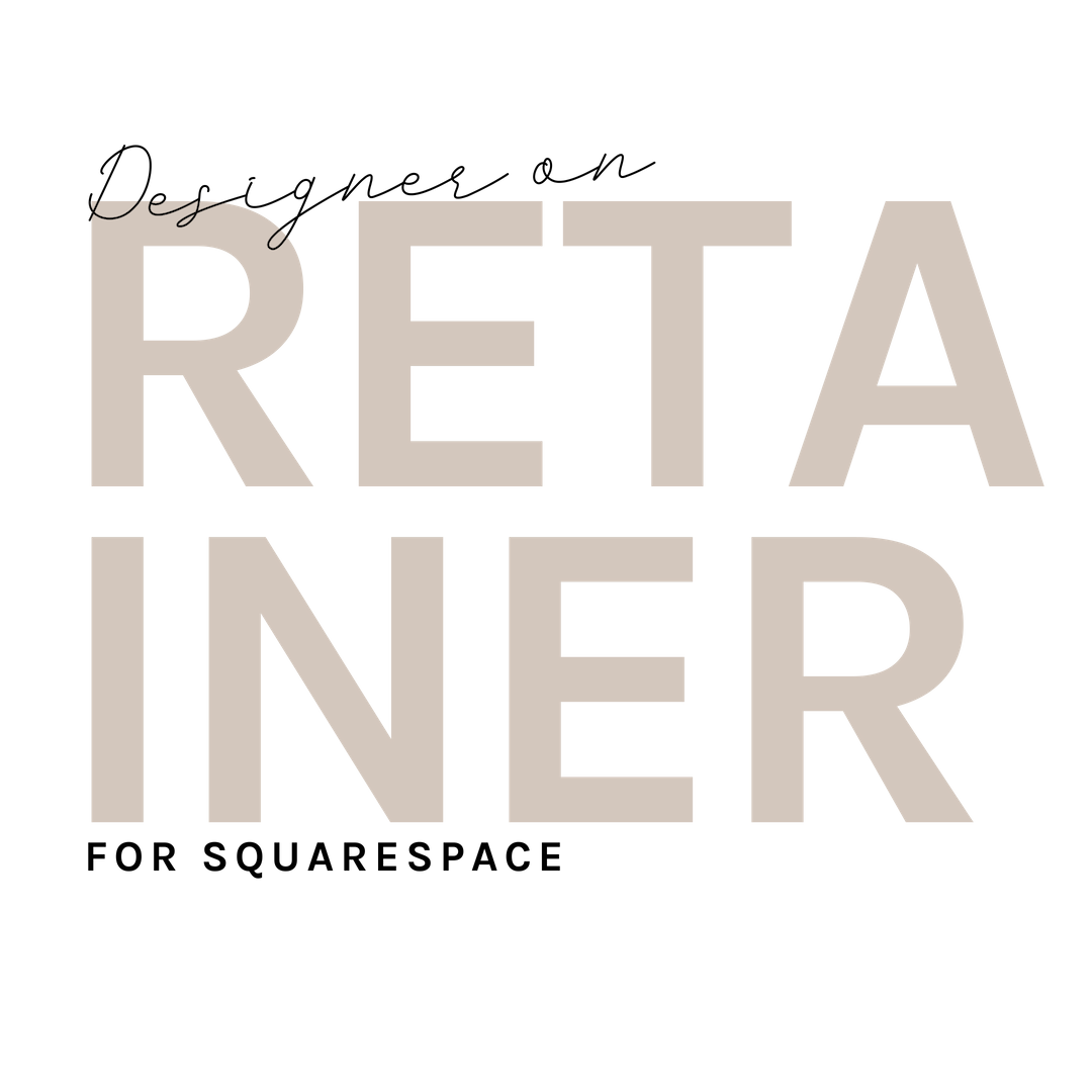 Hire a Webside designer for Squarespace - on Retainer - SquareCode HQ