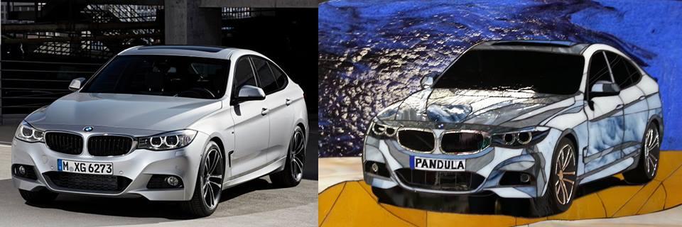 "BMW commission24"" x 42"""