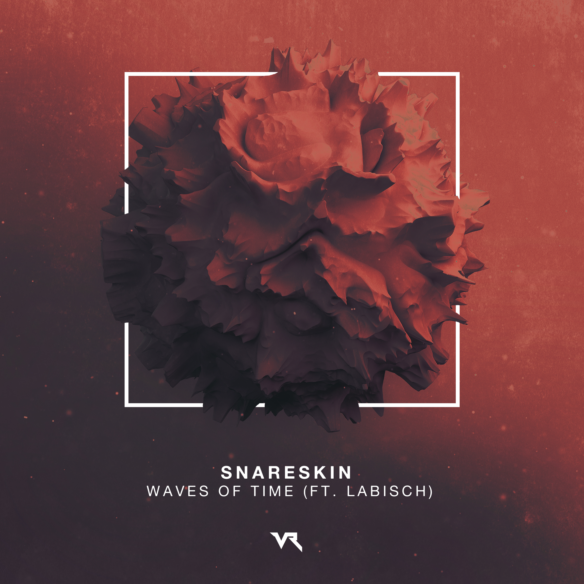 "Labisch teams up with Snareskin to create "" Waves  of Time "", out now on Villain Records."