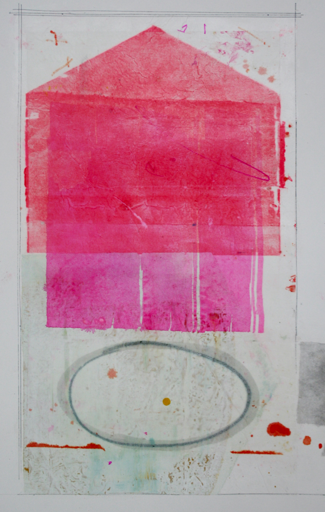 wonderland series  27.5 x 17.5  mixed media on arches paper  .  .  .