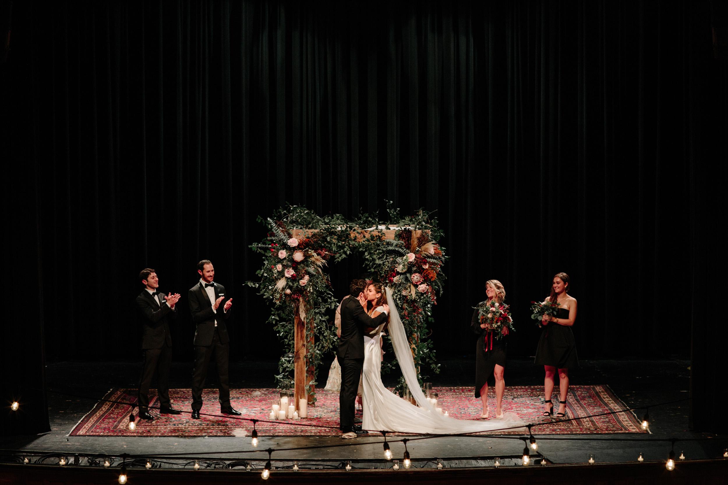 Thalia Hall Chicago Wedding