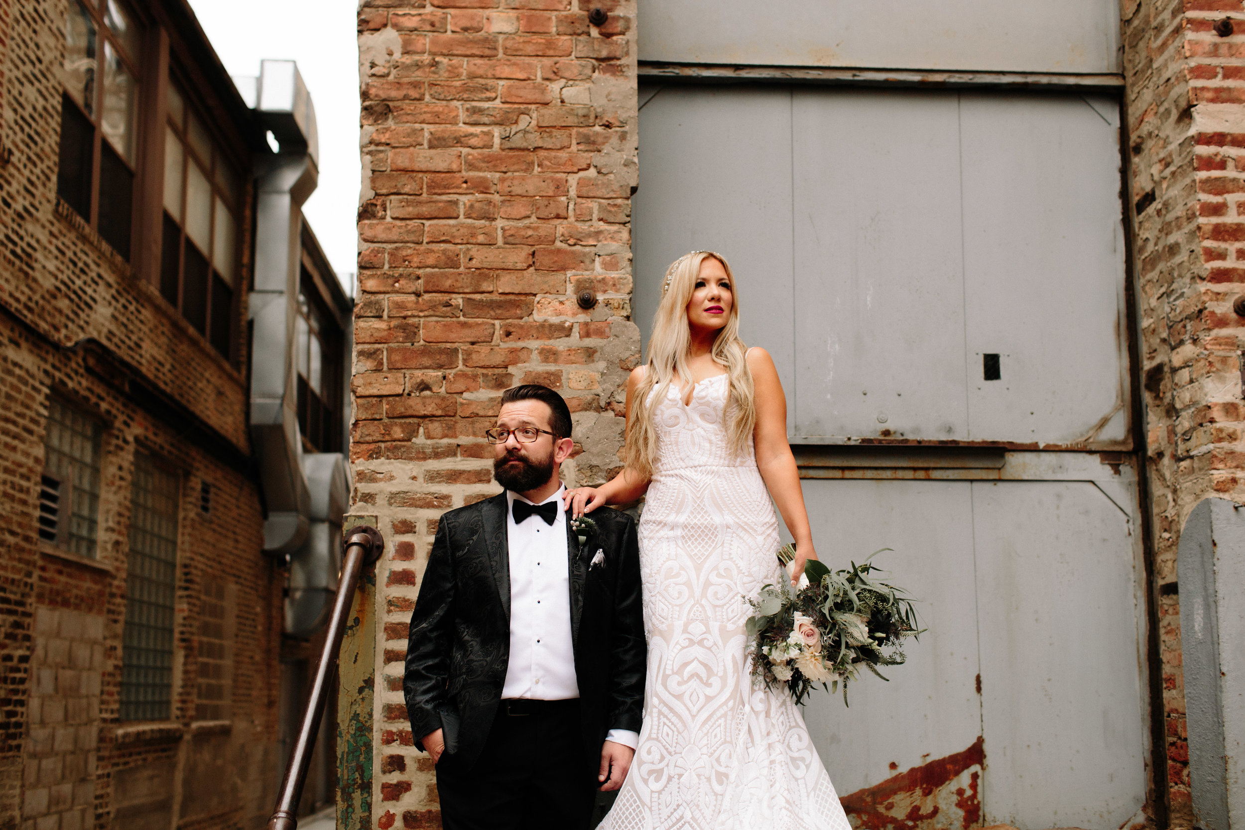 City Winery Chicago Wedding