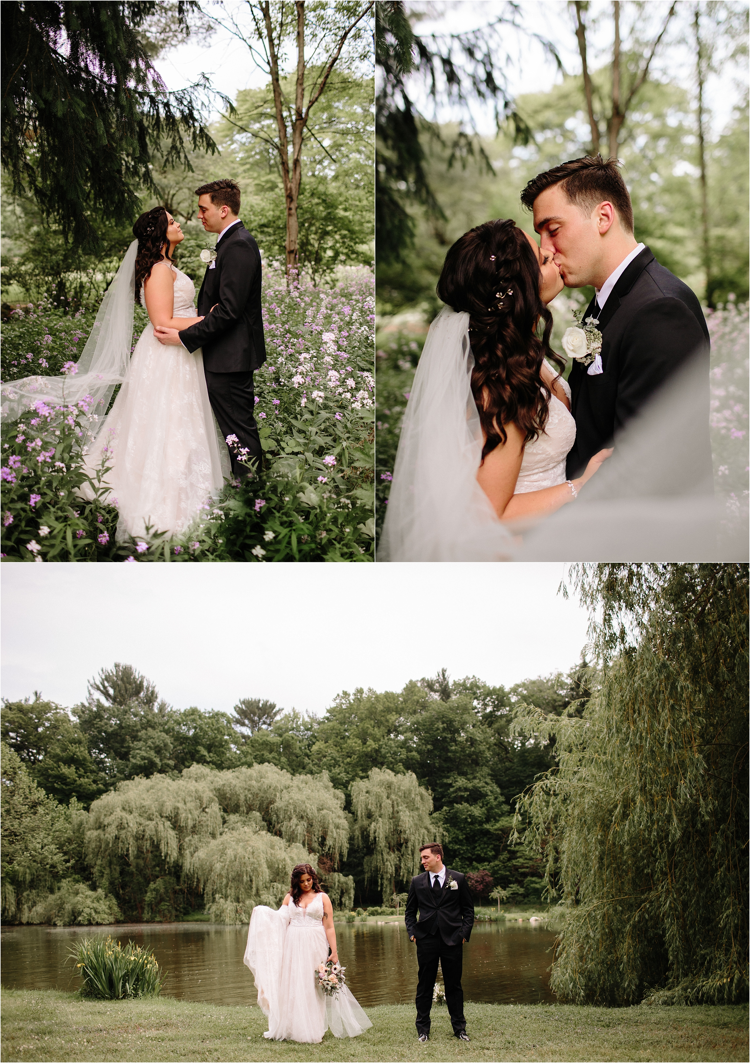 Friendship Botanic Gardens Wedding