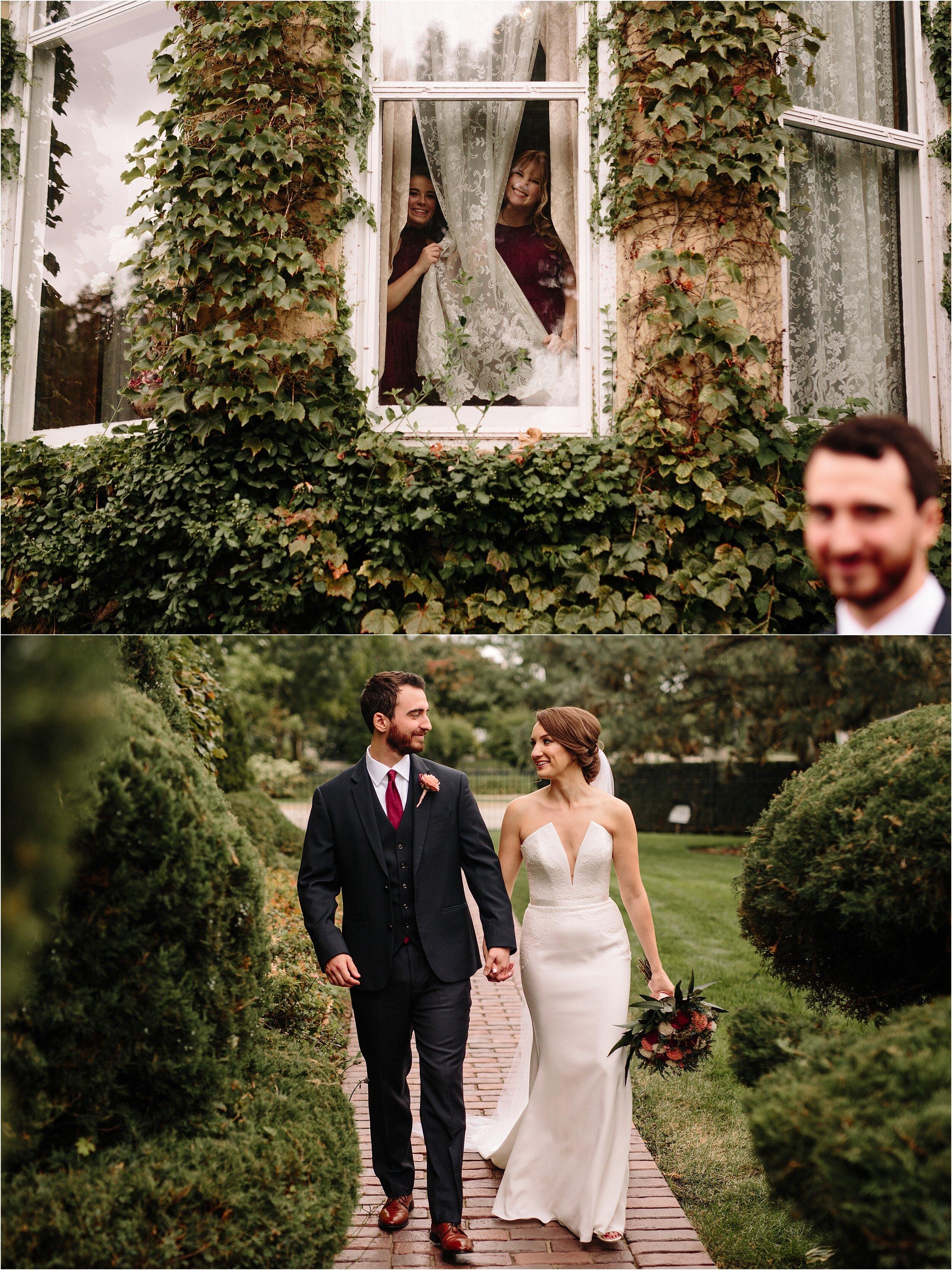 The Haley Mansion Wedding