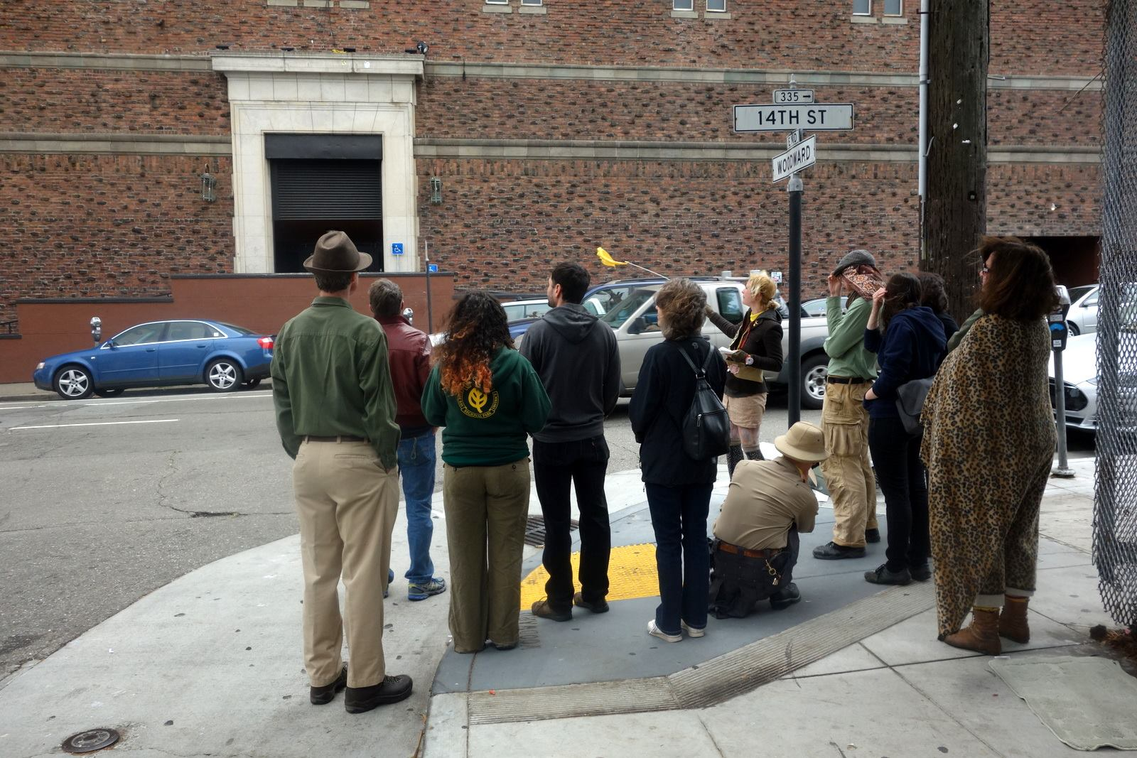San Francisco Ghost Sign Walking Tours