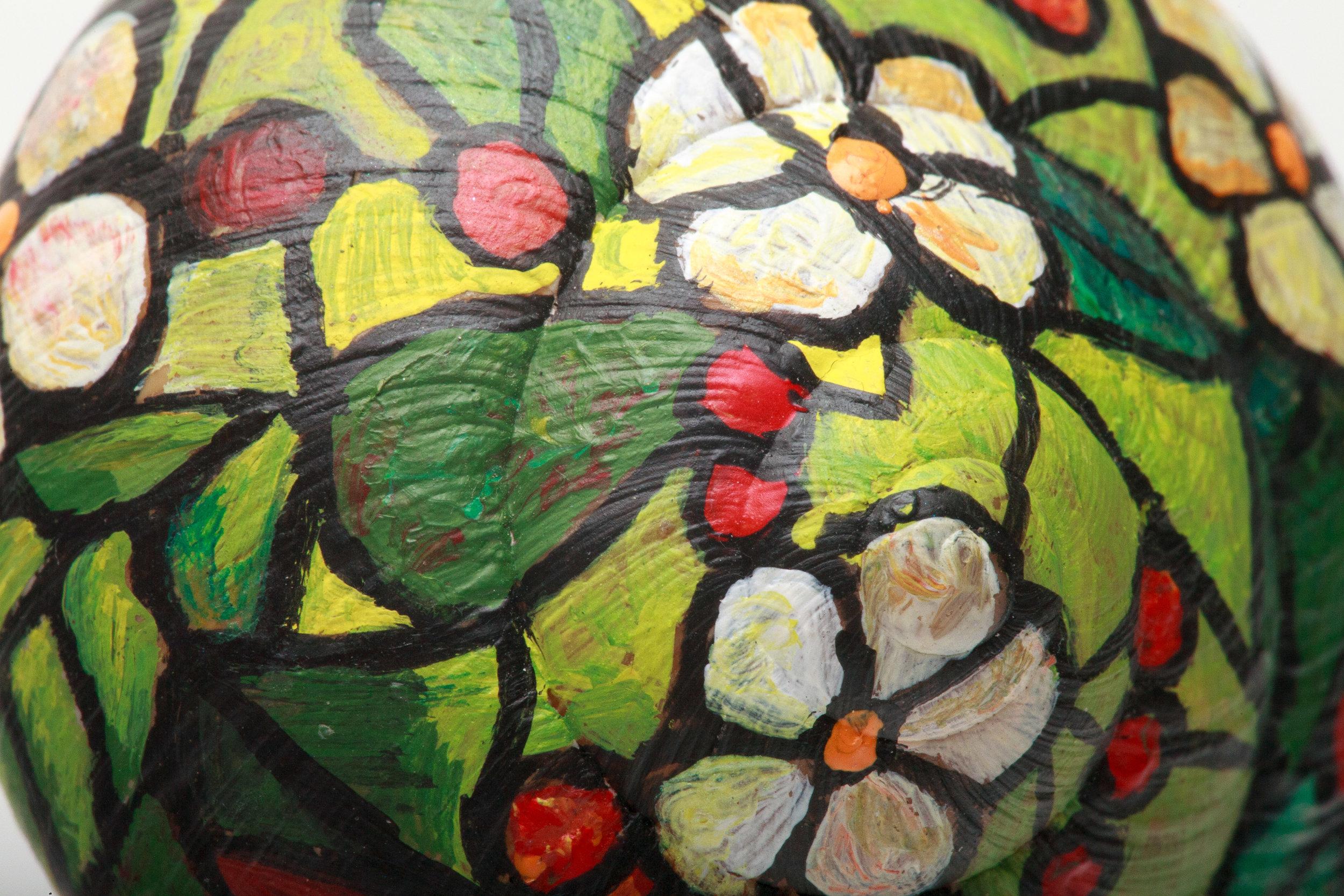Apple blossom, detail shot
