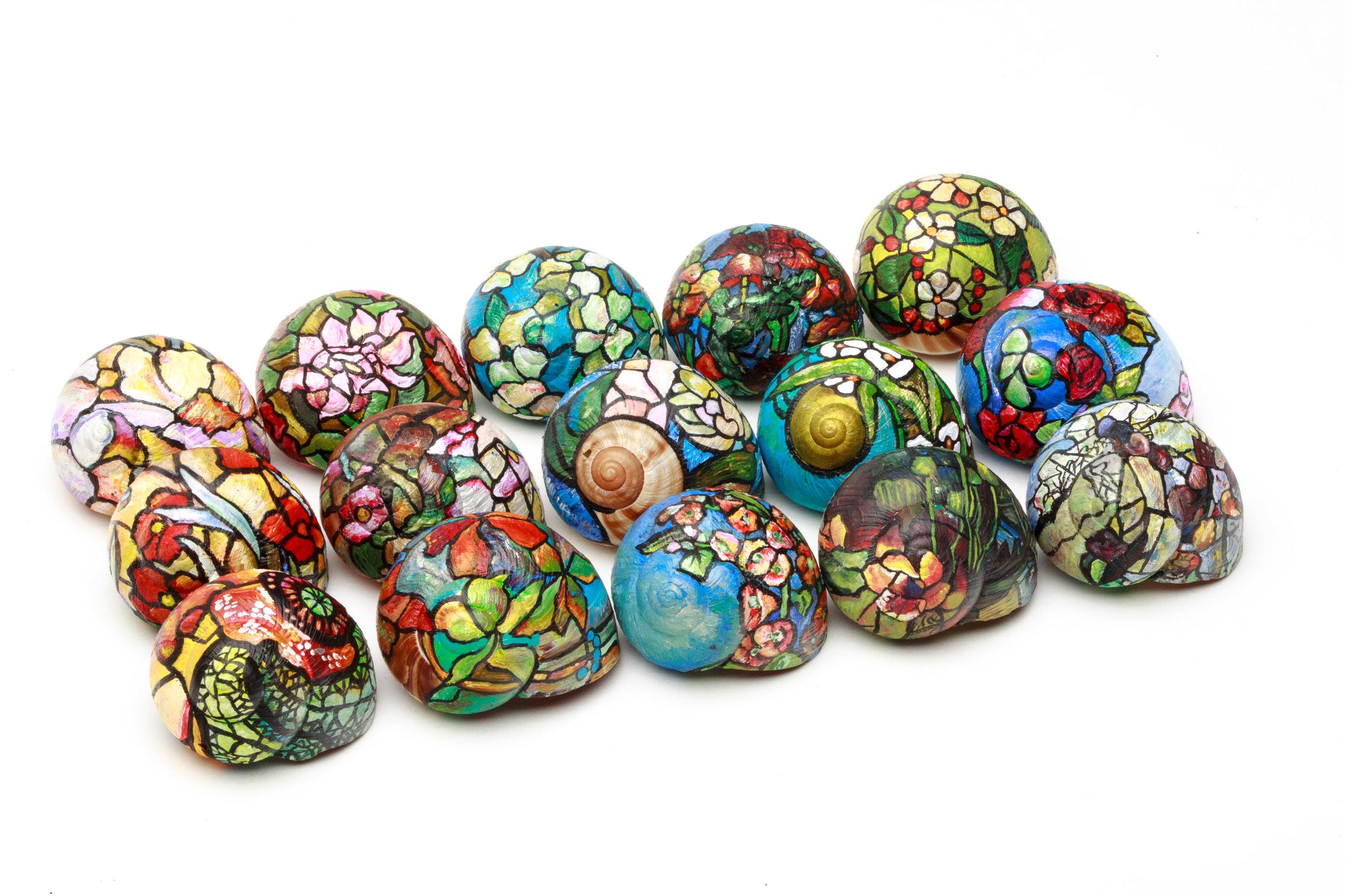 TifFAUXny Snails