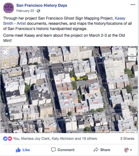 San Francisco History Days 2018 and 2019