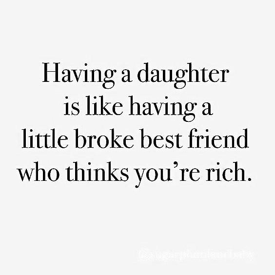 Daughters...😉#qotd🖤