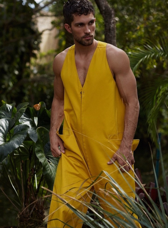 Daniel Clavero for Vogue Hombre