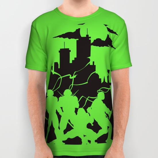 """Big Apple 3AM"" AOP Shirt"