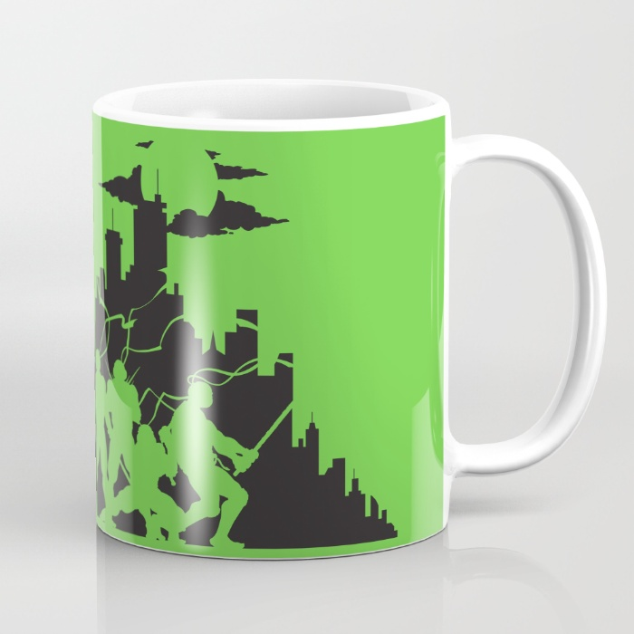 """Big Apple 3AM"" Mug"