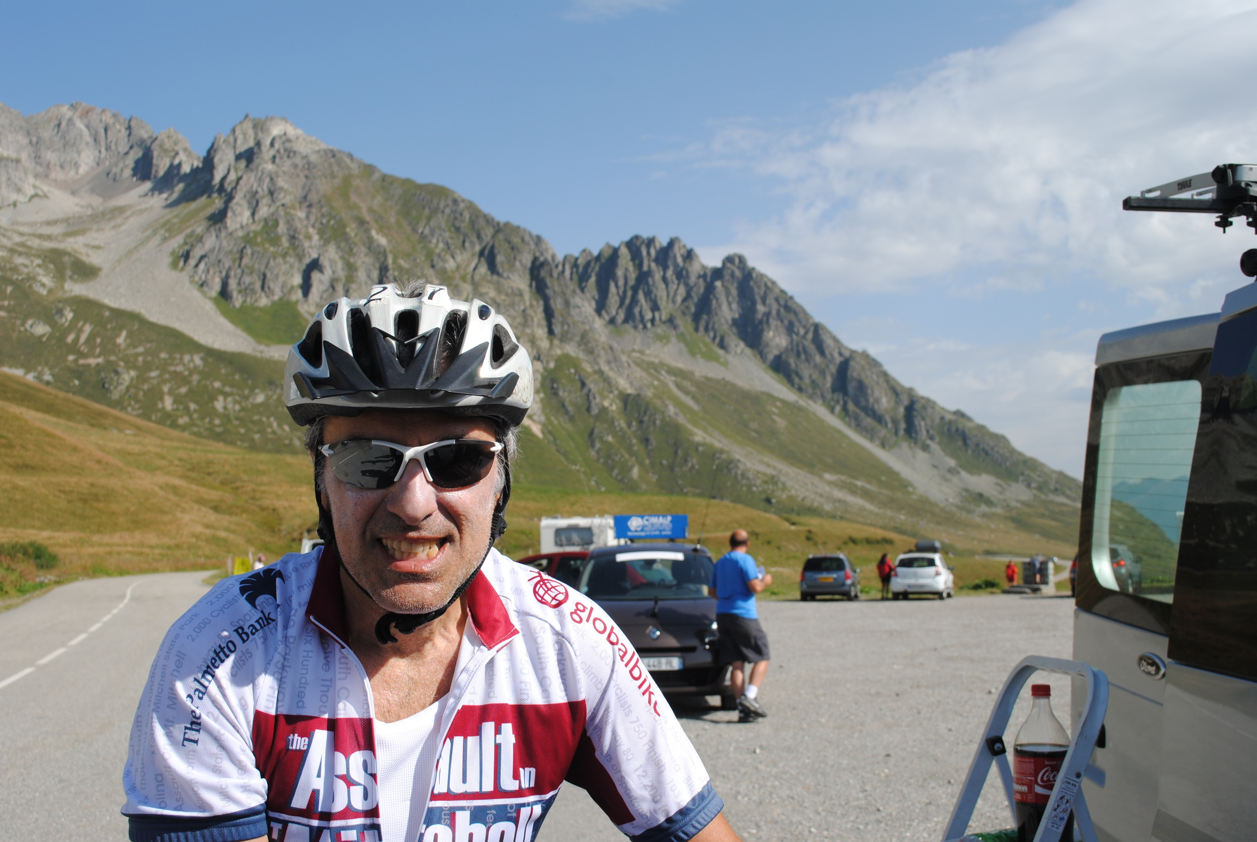 cycling tour in france
