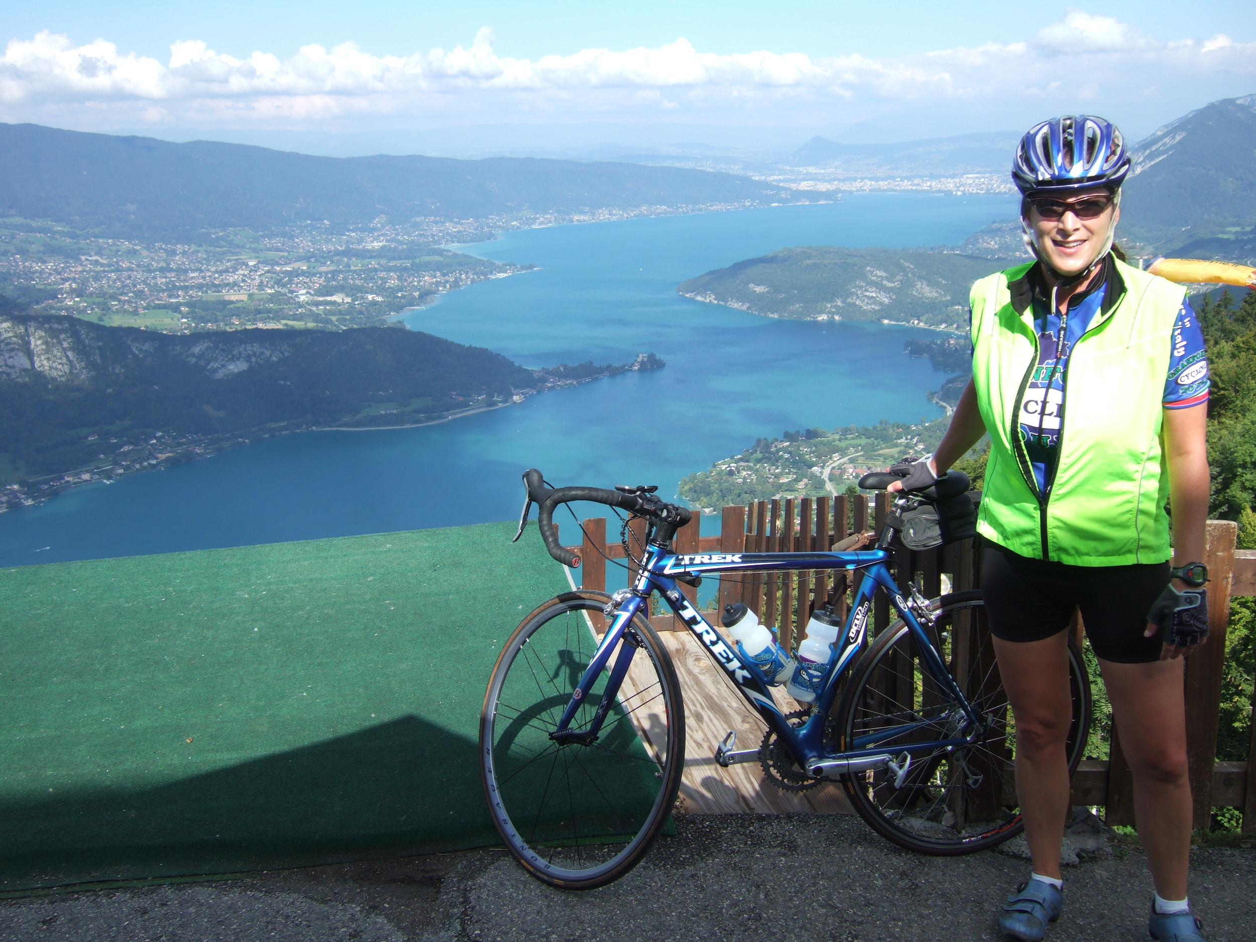 bike tour in france