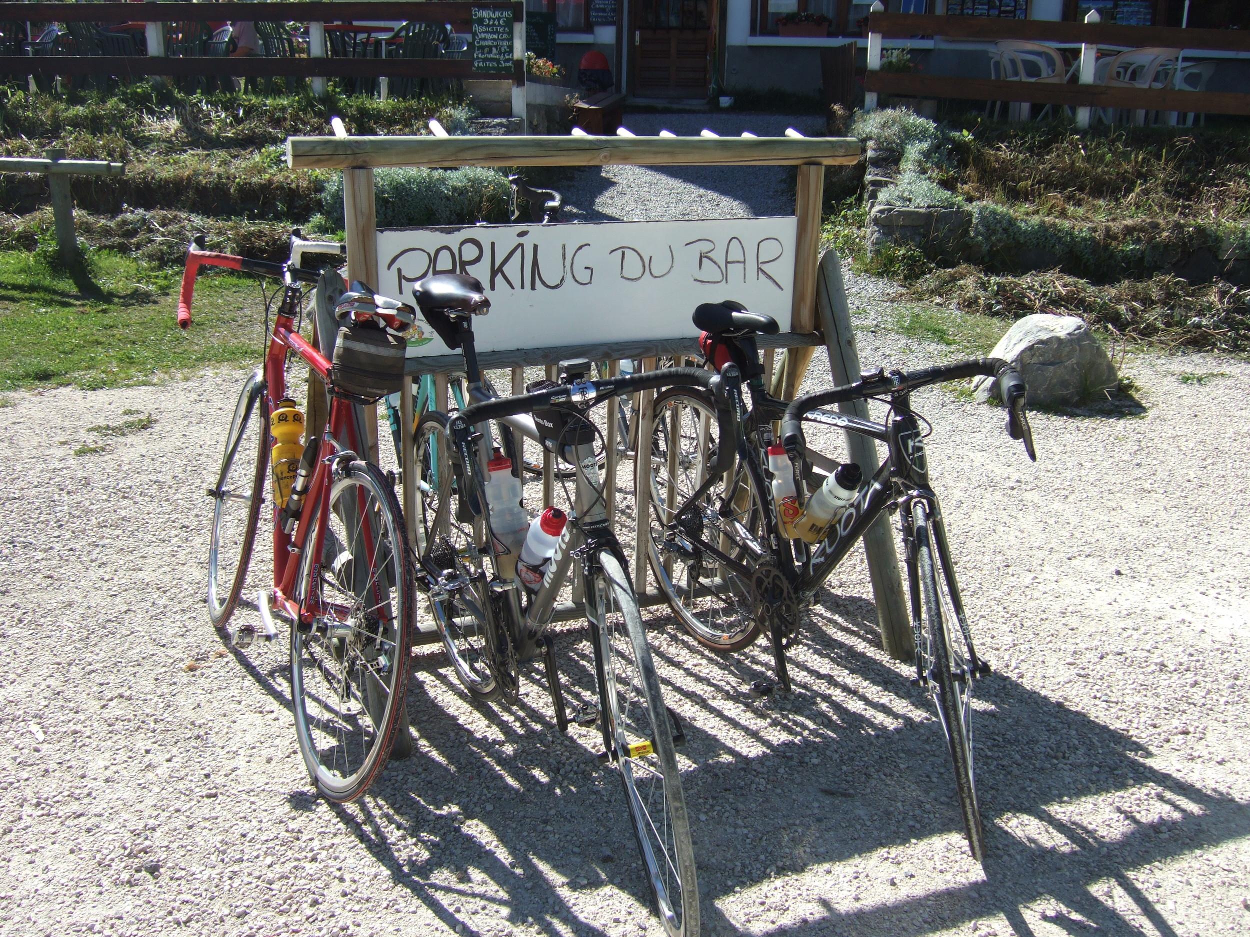 french alps bike tour