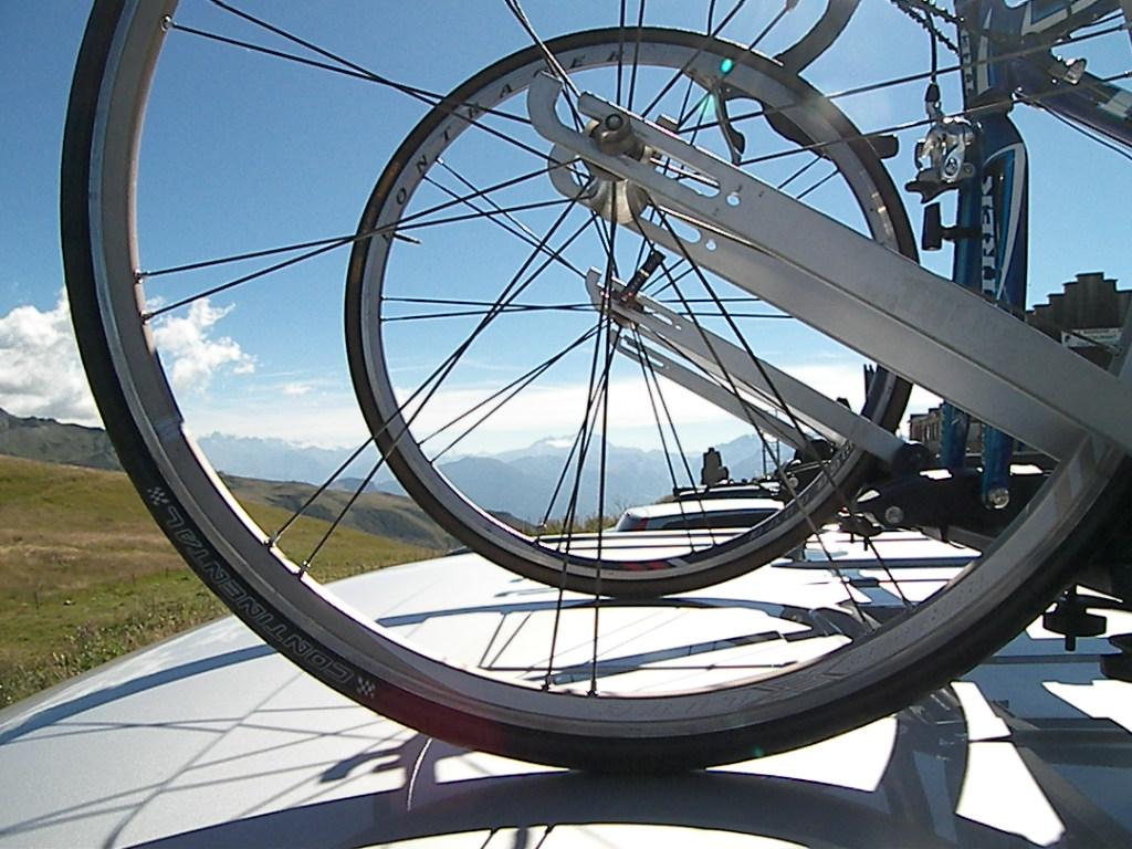 bike rides in france