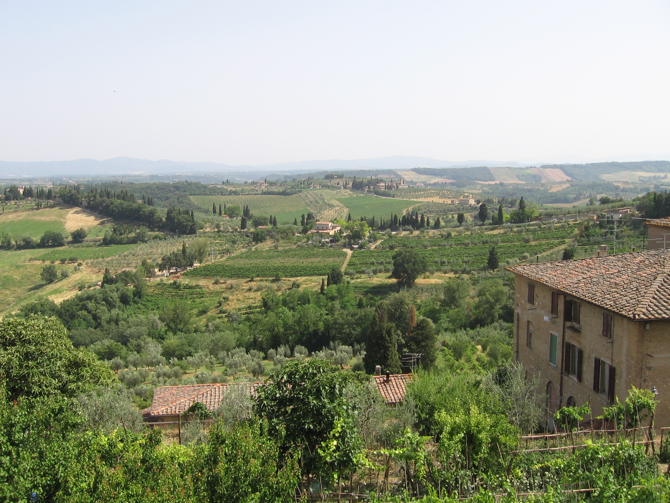 bike tour in tuscany italy