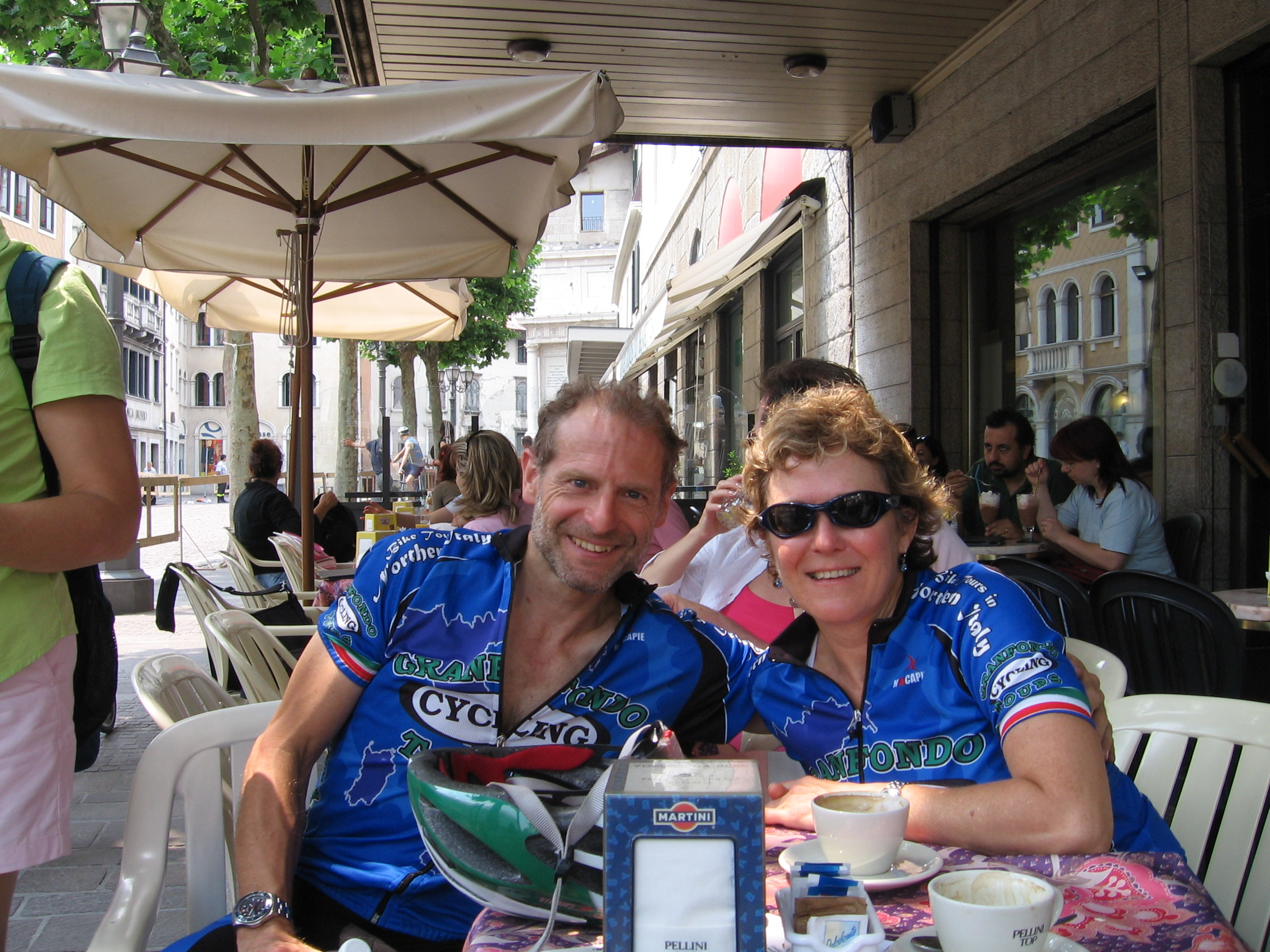 bike vacation in italy