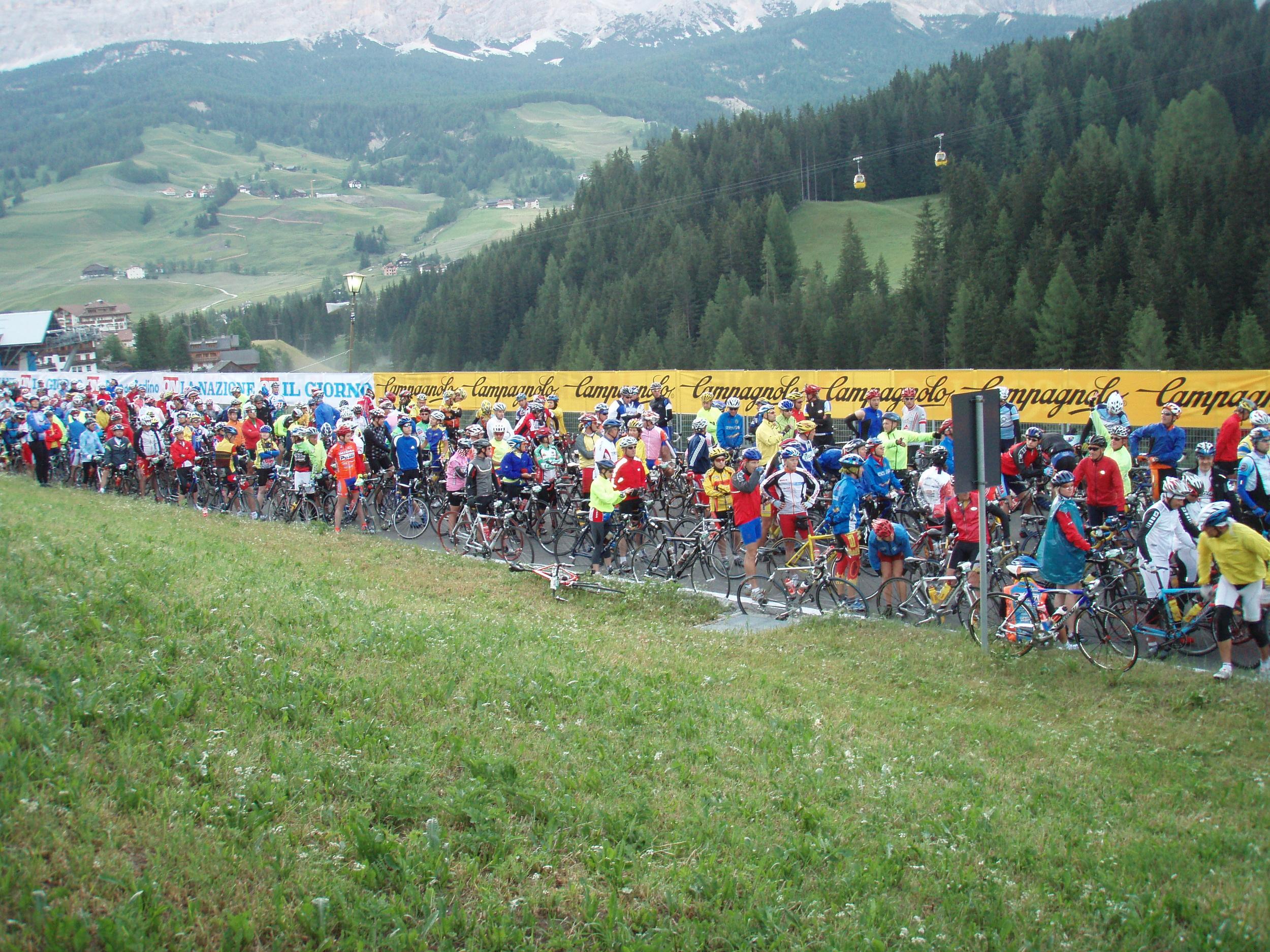 maritona gran fondo cycling tours