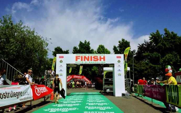 triathlon in Bardolino
