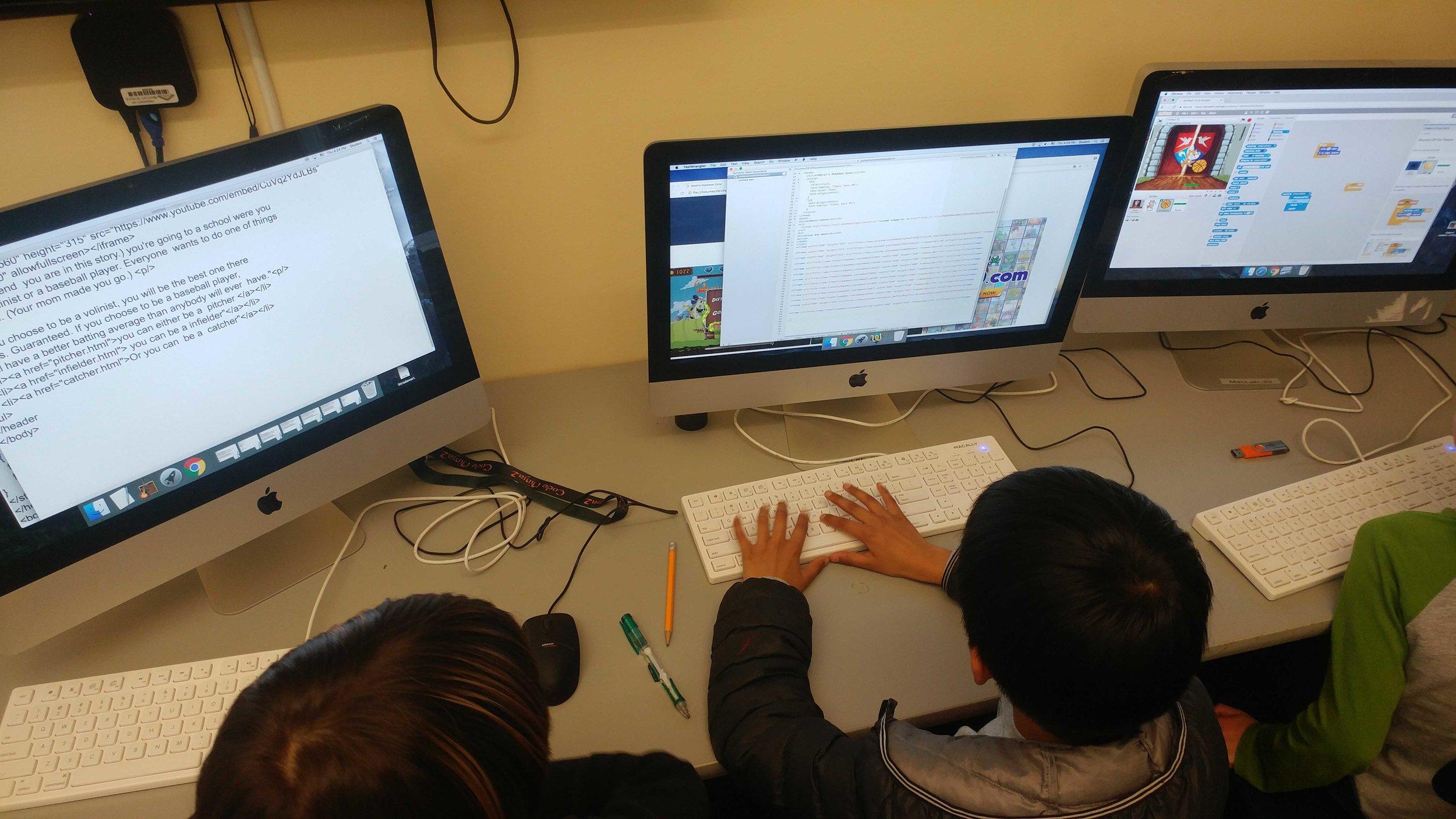san francisco bay area after school coding for kids franchise