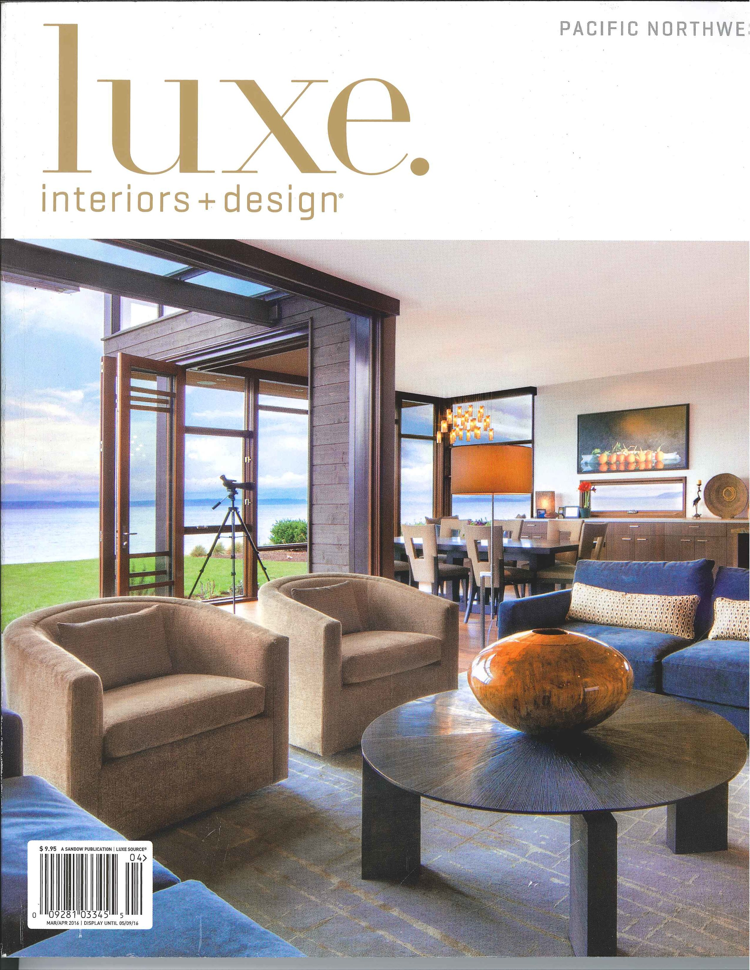 LUXE Cover 2016