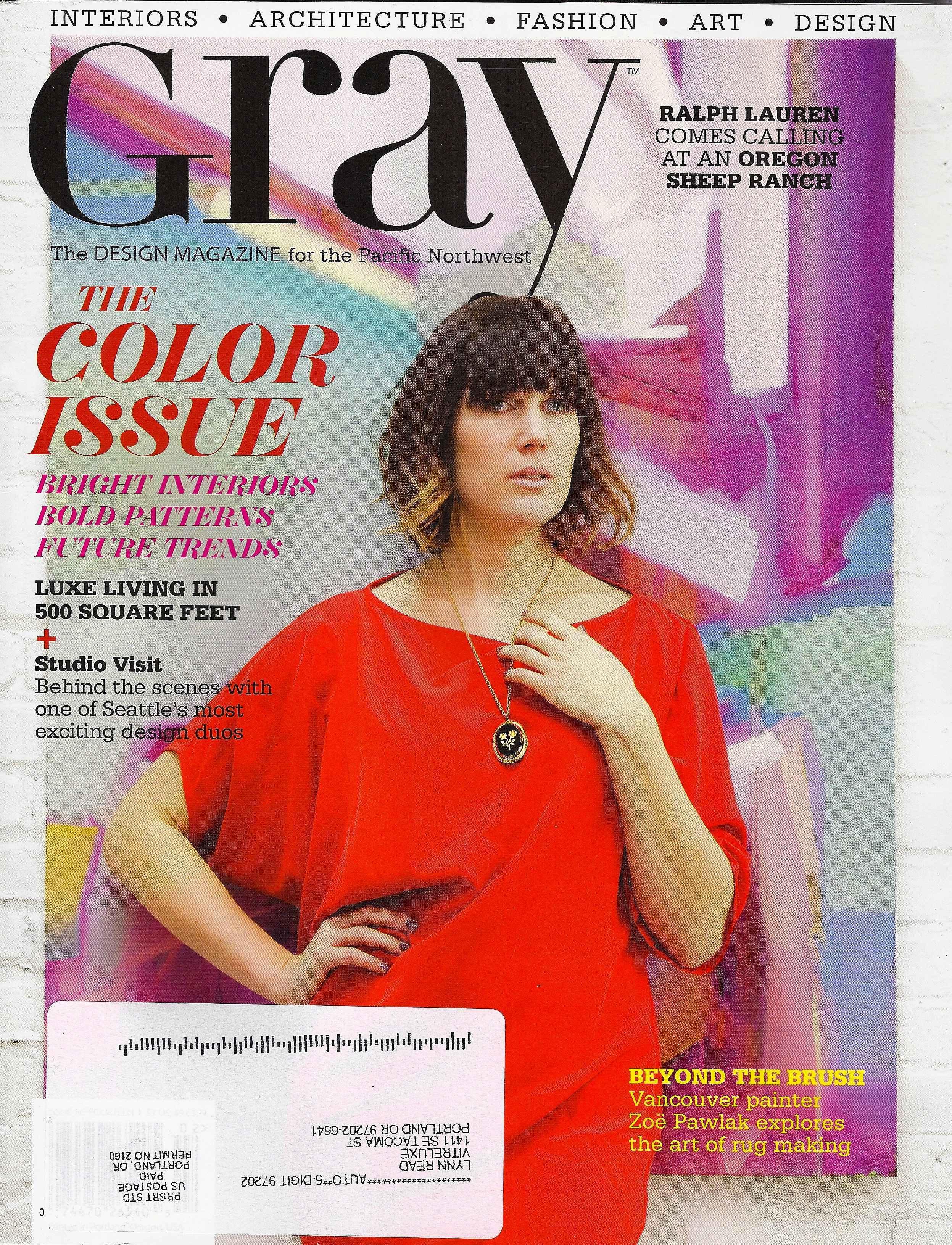 Gray Magazine 2015