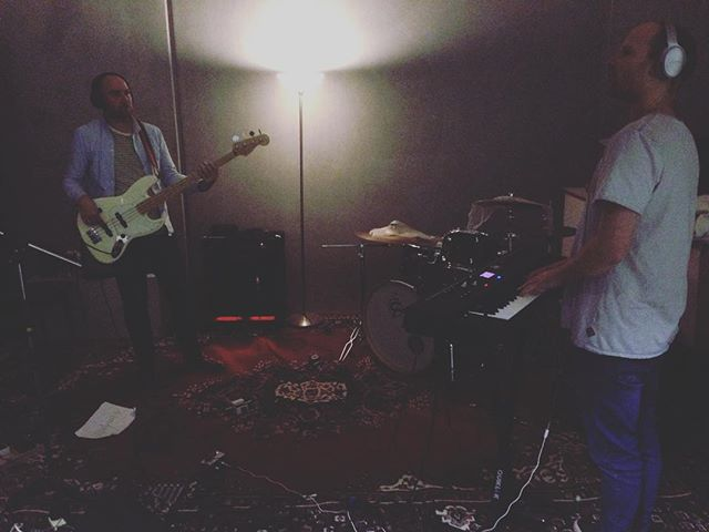 Getting the band back together! #muchexcite #newmusic #album3 #tricksandsleeves