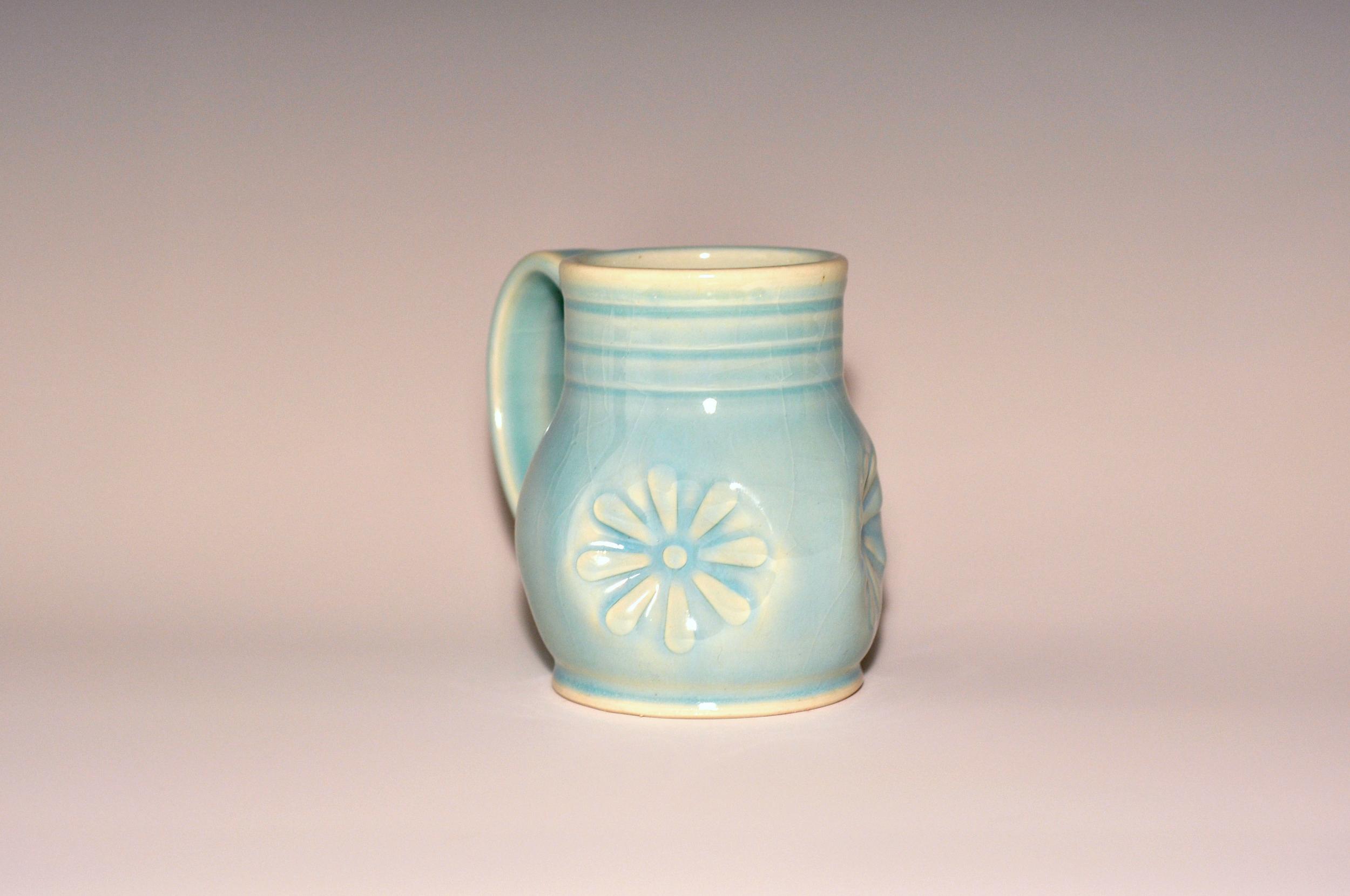 Flower Impression Mug