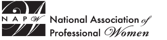 Member of the National Association of Professional Women