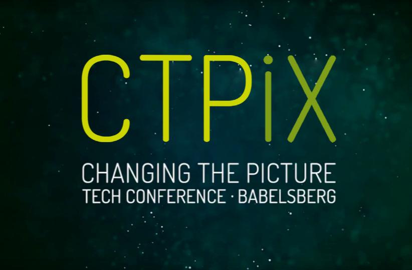 CTPiX - Die CHANGING THE PICTURE (CTPiX) ist eine Konferenz an der Schnittstelle zwischen Storytelling und Technologie und findet in den renommierten Babelsberger Studios in Potsdam statt. Sie richtet sich an nationale wie internationale Teilnehmer aus dem Film-, Fernseh- und Digitalproduktionsbereich.Mehr Informationen unter changingthepicture.com