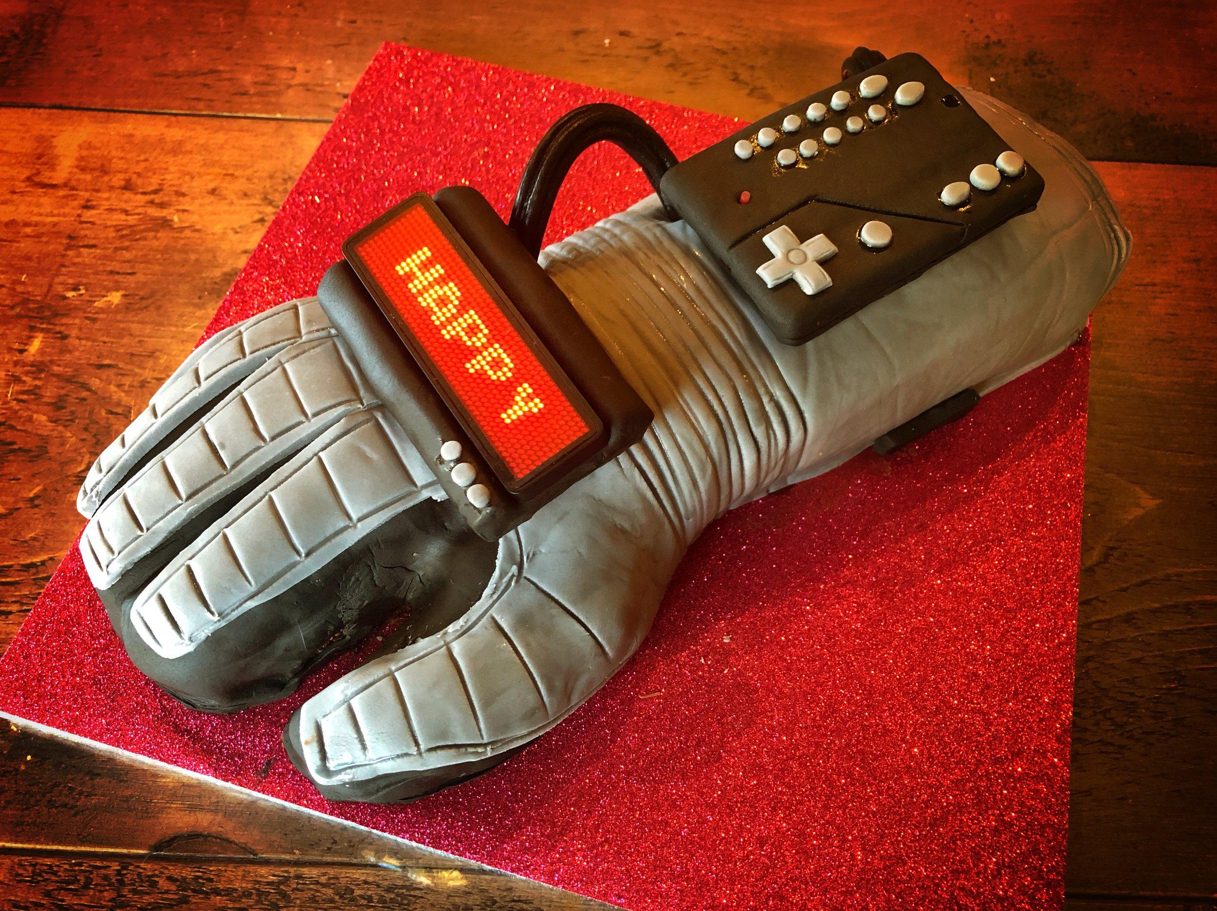 Power Glove Cake 1.JPG