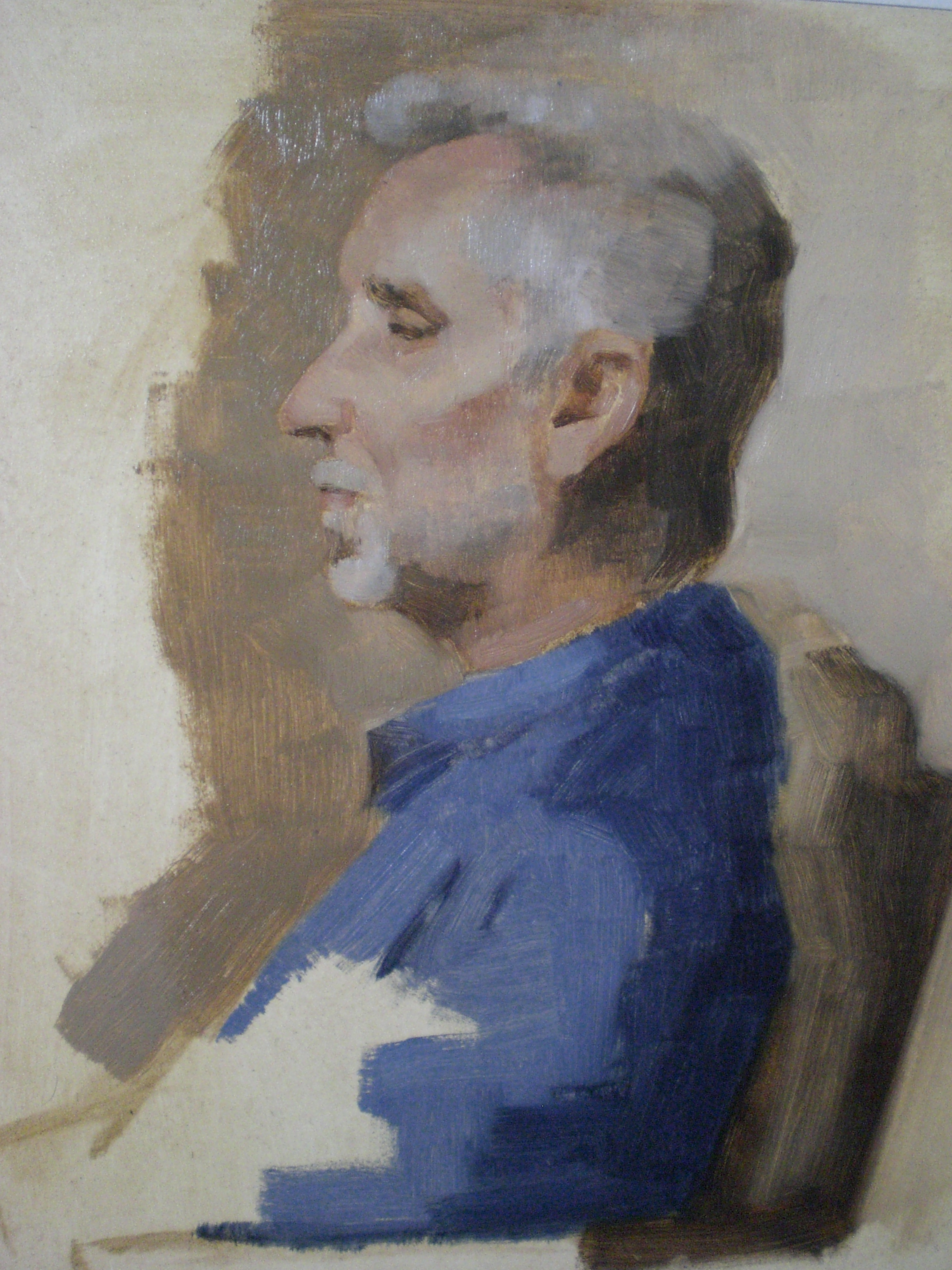 male head study 8''x10''.JPG
