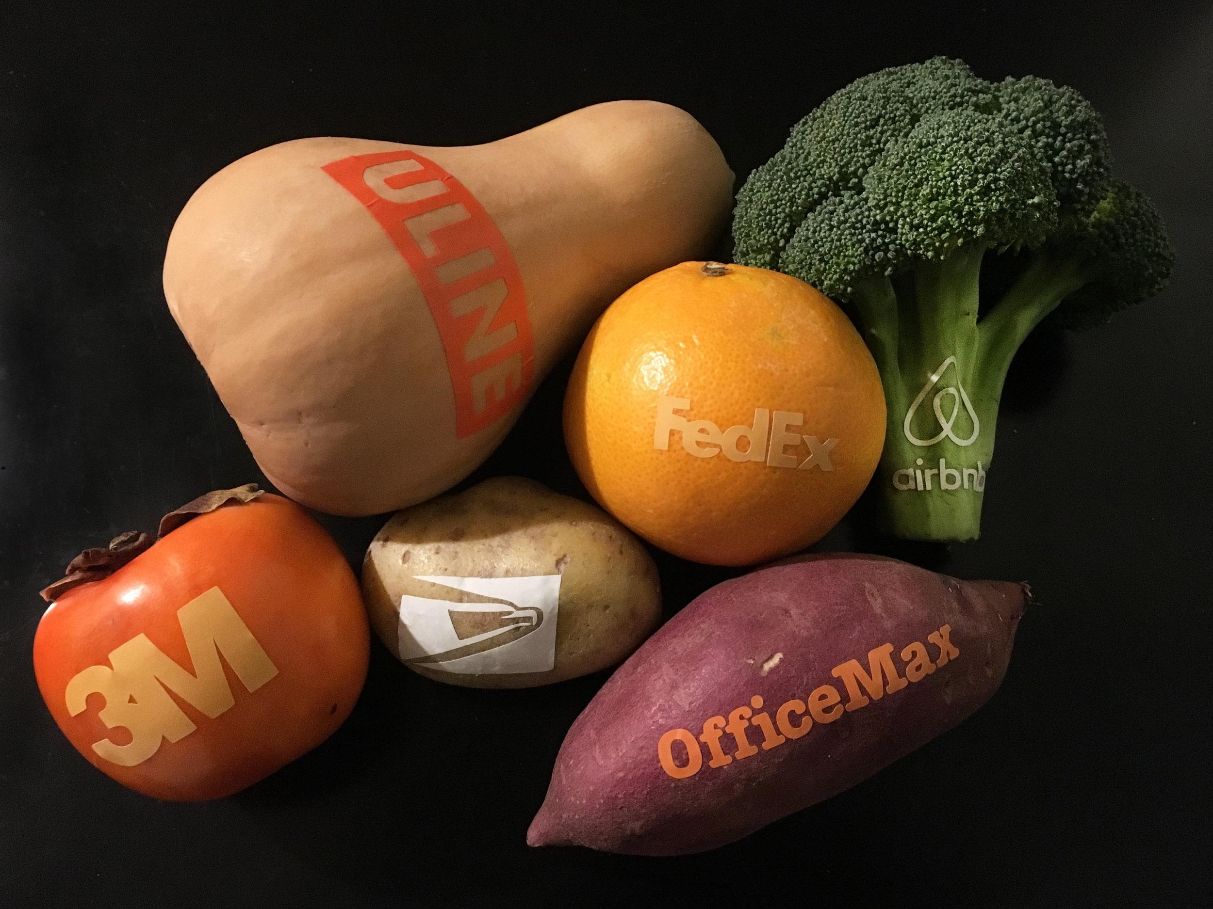 Branded Fruit