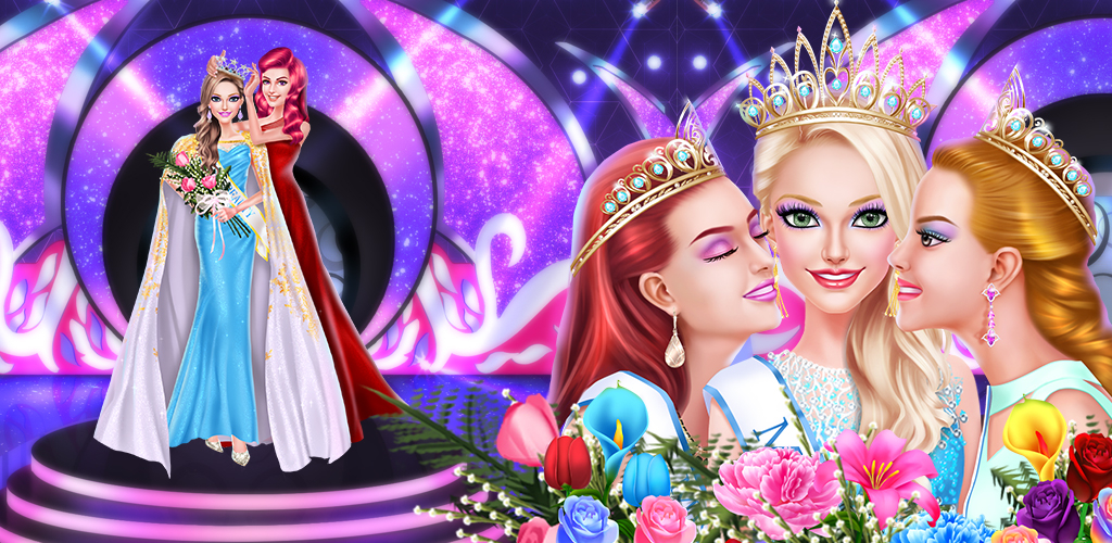 BEAUTY QUEEN - STAR GIRL SALON  Nothing says beautiful quite like winning your first big beauty pageant! Are you up for the challenge? You've got the gorgeous looks. You have an eye for fashion. Heck, you've even got a spa right at your fingertips!