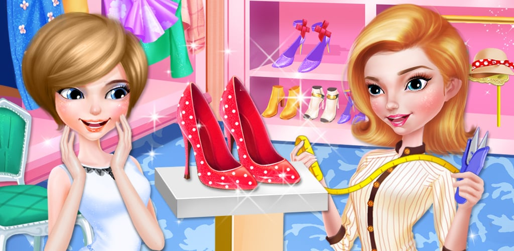 FASHION BOUTIQUE - SHOES MAKER  Can someone ever have enough shoes? Heels, pumps, flats, boots. The list goes on. How would you like to be the hottest shoe designer around? Try your hand at designing your own line of shoes!