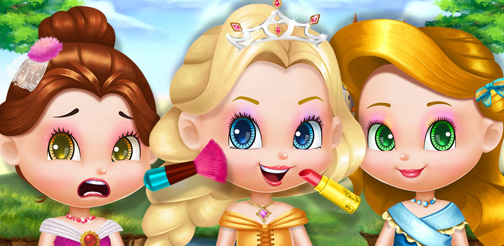 PRINCESS MAKEOVER™  New Year's Eve is just around the corner, are you girls ready for the masquerade party? If not, let Princess Makeover™ give you a hand! This fun salon, dress and makeup game is the perfect way for girls of all ages to play dress up with a wide variety of models.